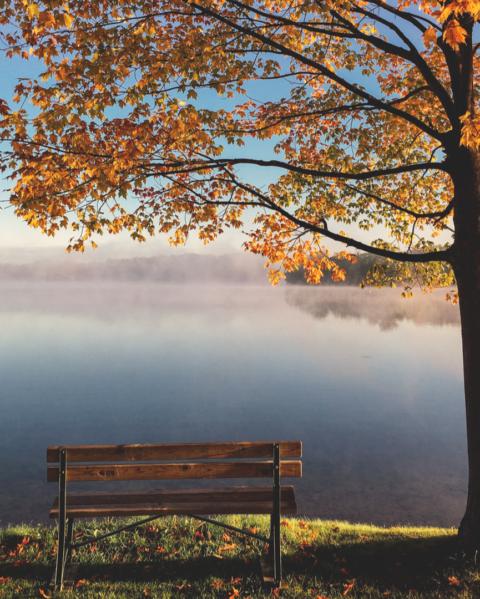 God's Glorious Autumn