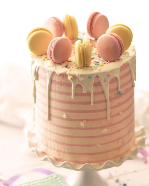 Recipe: Love Cake